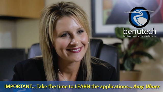 """IMPORTANT... Take the time to LEARN the applications"" - Amy Ulmer"
